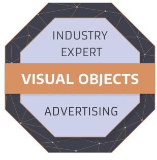 INDUSTRY EXPERT VISUAL OBJECTS ADVERTISING